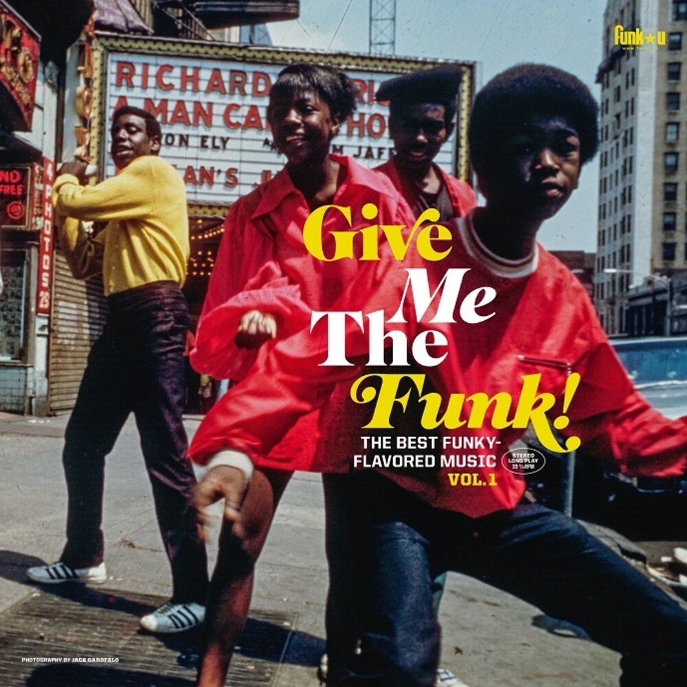 - Give Me The Funk Vol 1 / Various