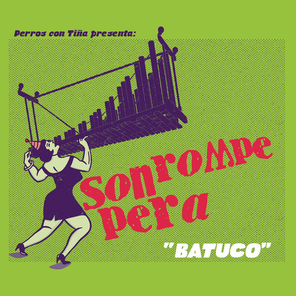 Son Rompe Pera - Batuco (Red) (Uk)
