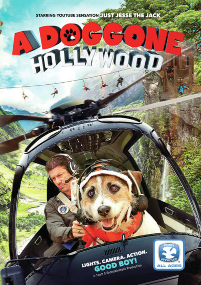 Doggone Hollywood - Doggone Hollywood / (Mod)