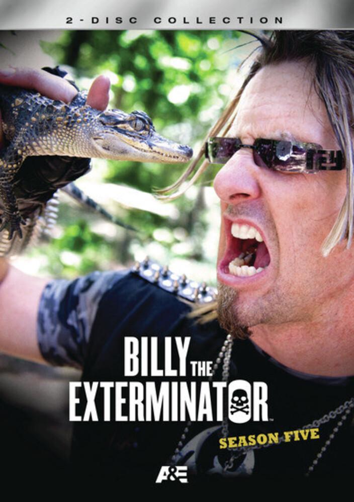 Billy the Exterminator: Season 5 - Billy The Exterminator: Season 5 (2pc) / (Mod 2pk)