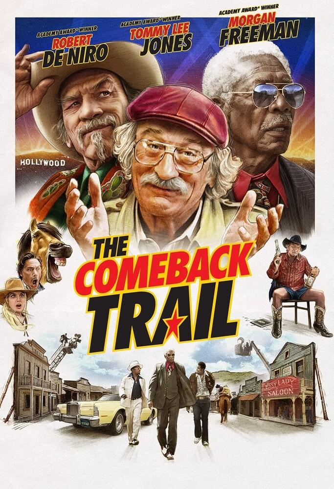 Comeback Trail - Comeback Trail / (Ecoa)