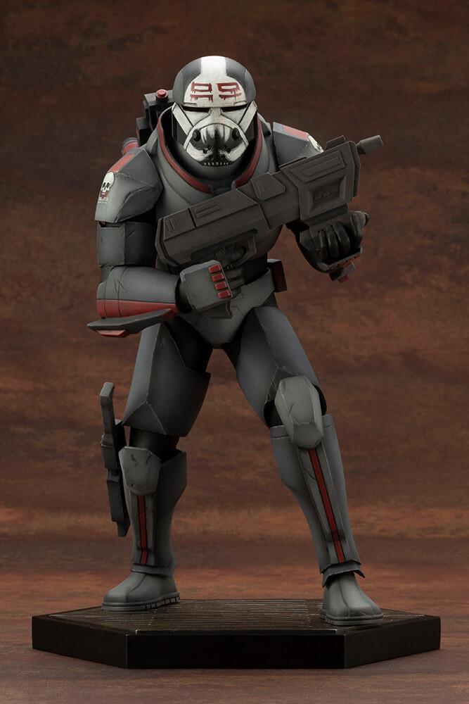 - Star Wars: The Bad Batch - Artfx Wrecker (Clcb)