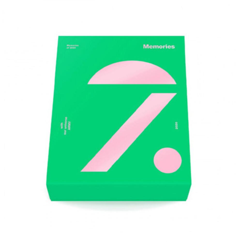 BTS - Memories Of 2020 (7pc) / (Box Phot Asia)