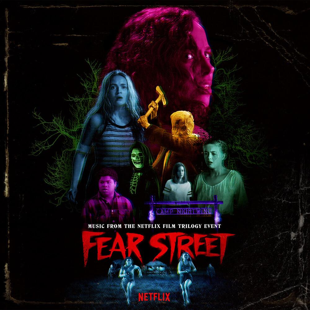 Marco Beltrami - Fear Street: Parts 1-3 (Music From The Netflix Horror Trilogy Event)