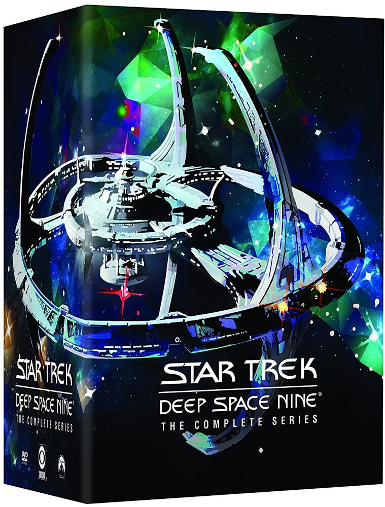 Star Trek: Deep Space Nine - Complete Series - Star Trek: Deep Space Nine - Complete Series