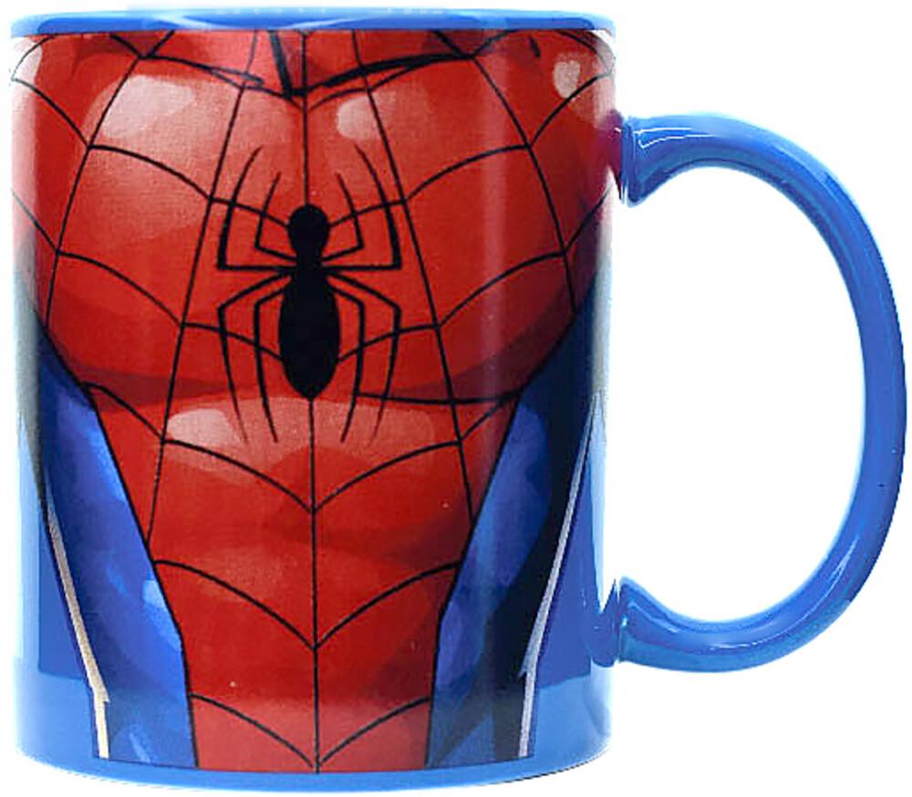 Marvel Spider-Man Mug (11 Oz) - Marvel Spider-Man Mug (11 Oz) (Mug)
