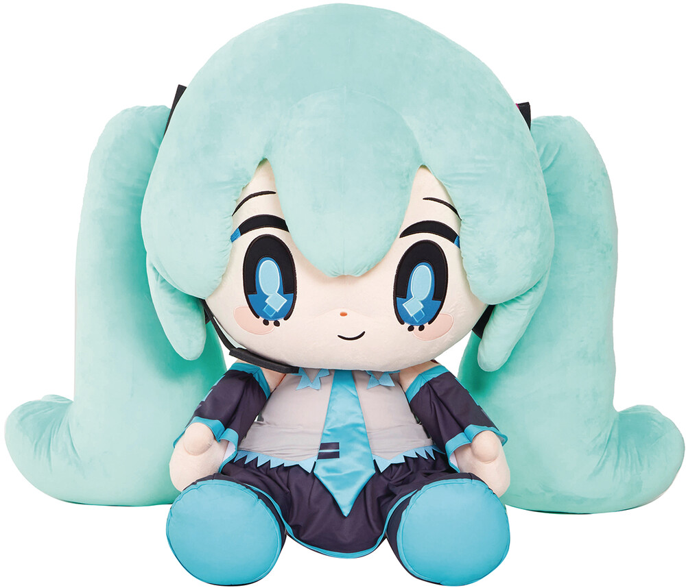 Taito - Hatsune Miku Spiritale Super Big Plush (Net)
