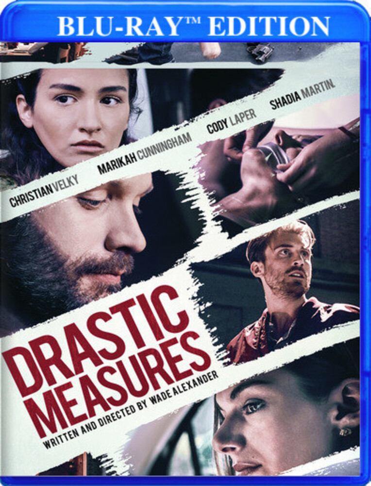Drastic Measures - Drastic Measures / (Mod)