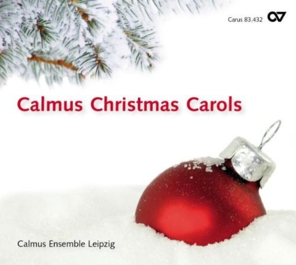 Calmus Christmas Carols - Calmus Christmas Carols / Various