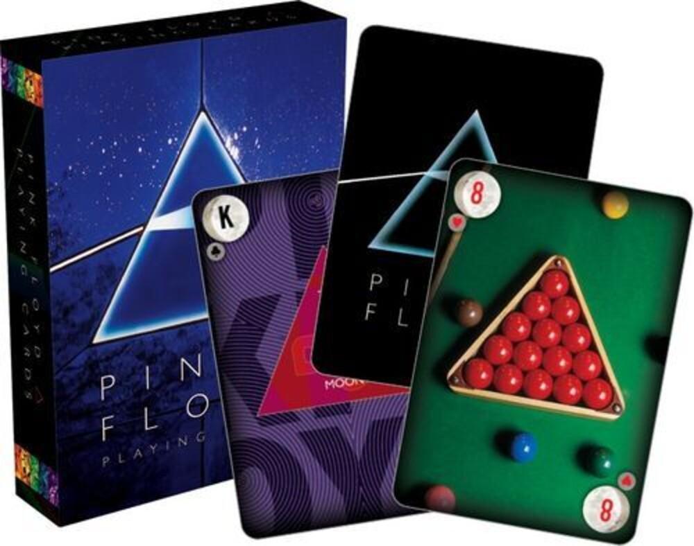Pink Floyd - Pink Floyd Dark Side of the Moon Playing Cards Deck