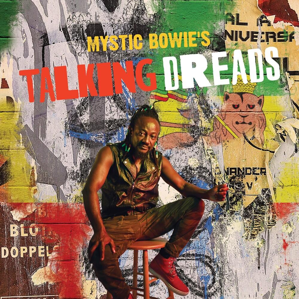 Mystic Bowie - Talking Dreads [LP]