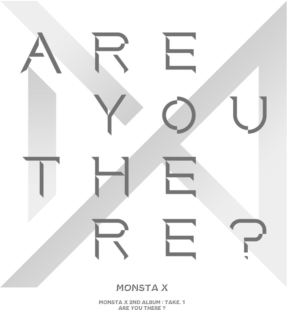 Monsta X - Take.1 Are You There? [Import]