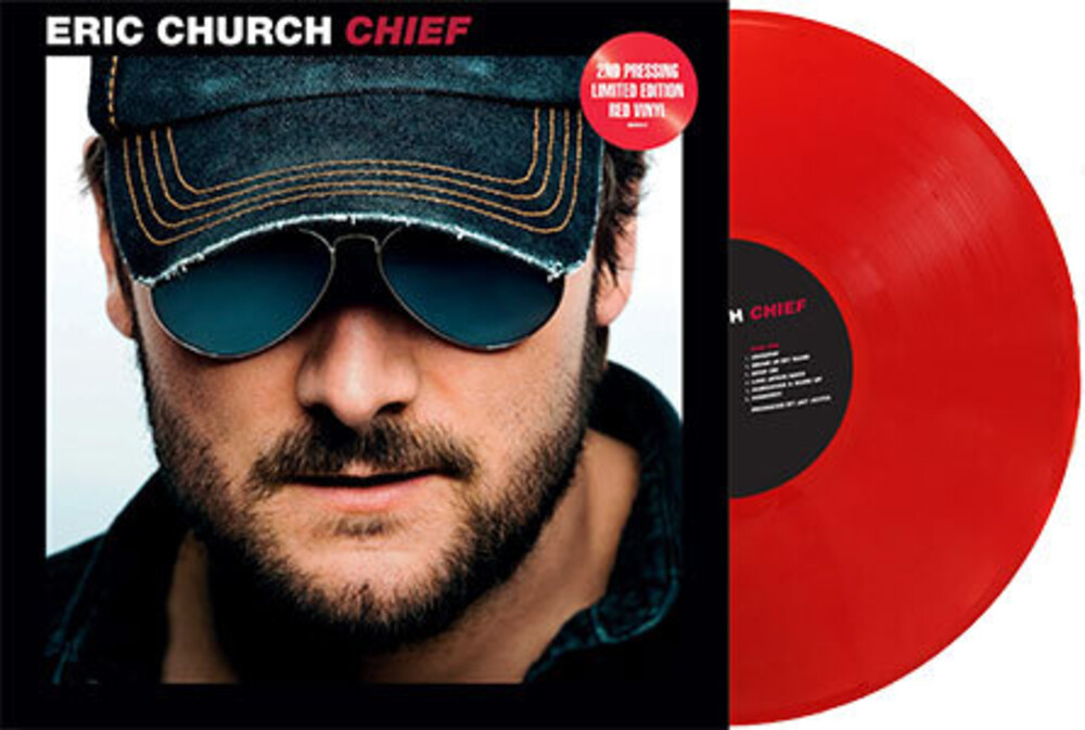 Eric Church - Chief [Limited Edition Red LP]