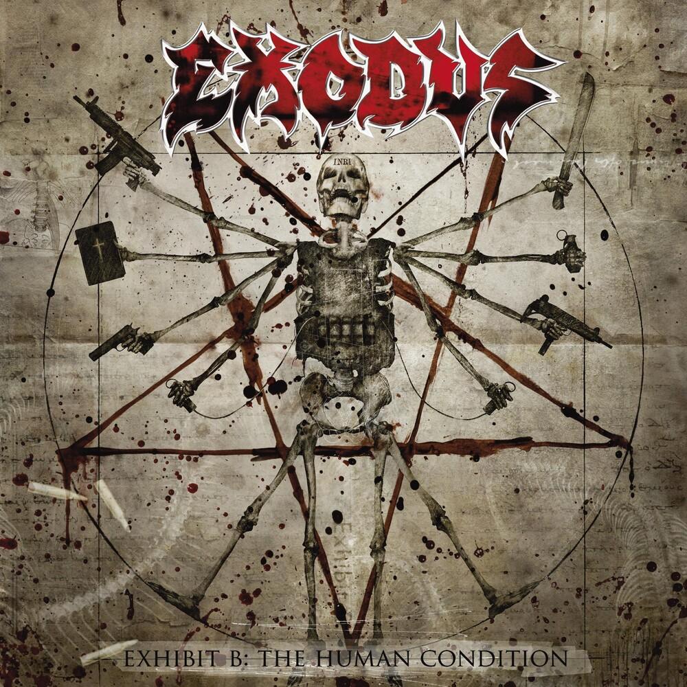 Exodus - Exhibit B: The Human Condition (Uk)
