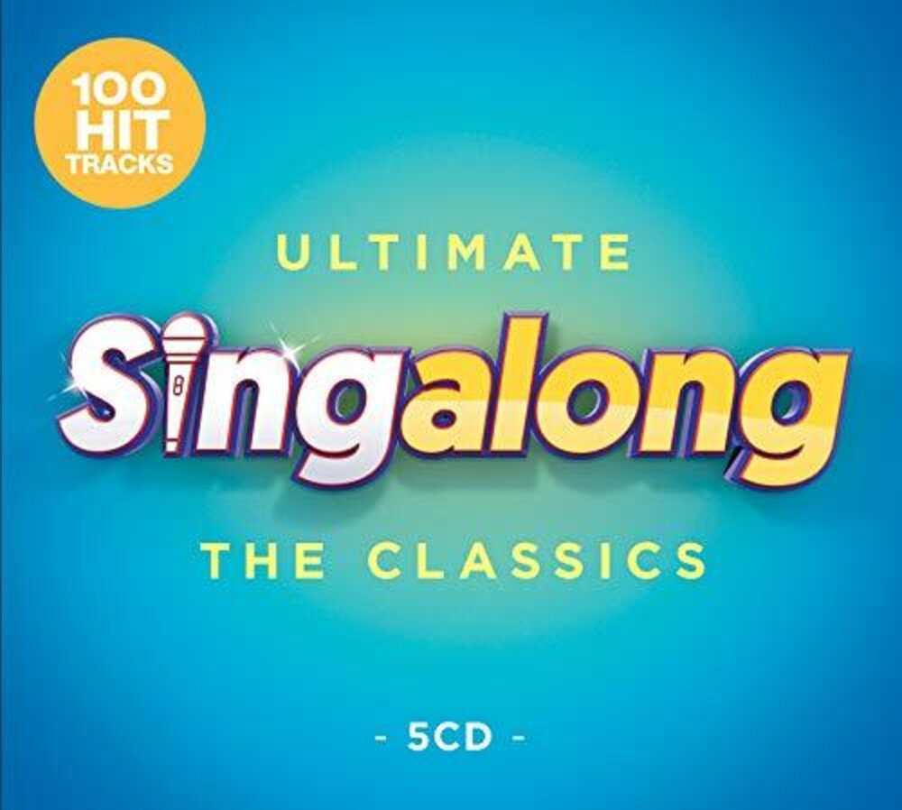 Ultimate Singalong The Classics / Various - Ultimate Singalong: The Classics / Various (Box)