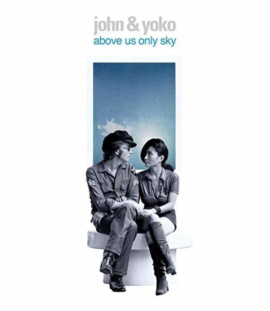 John Lennon - John & Yoko: Above Us Only Sky [Blu-ray]
