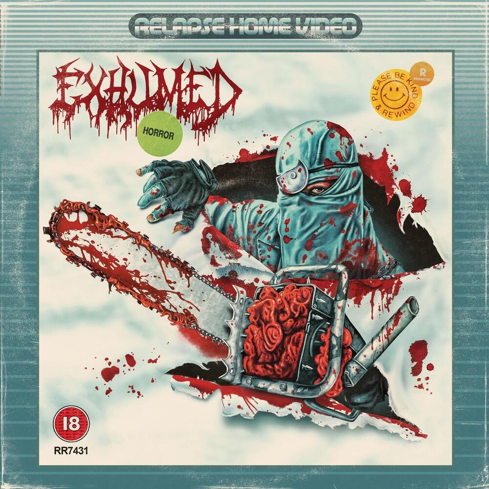 Exhumed - Horror [LP]