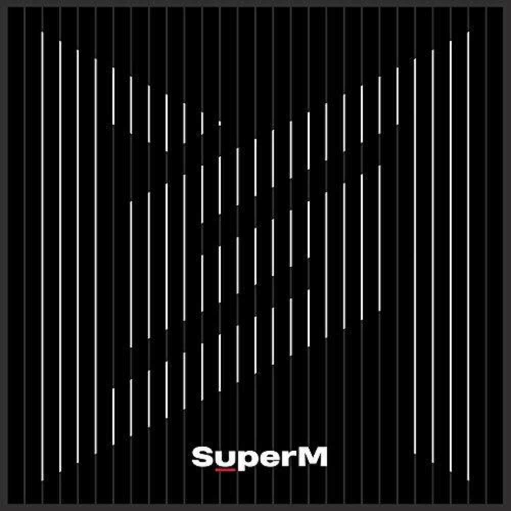 SuperM - SuperM The 1st Mini Album 'SuperM' [UNITED Ver.]