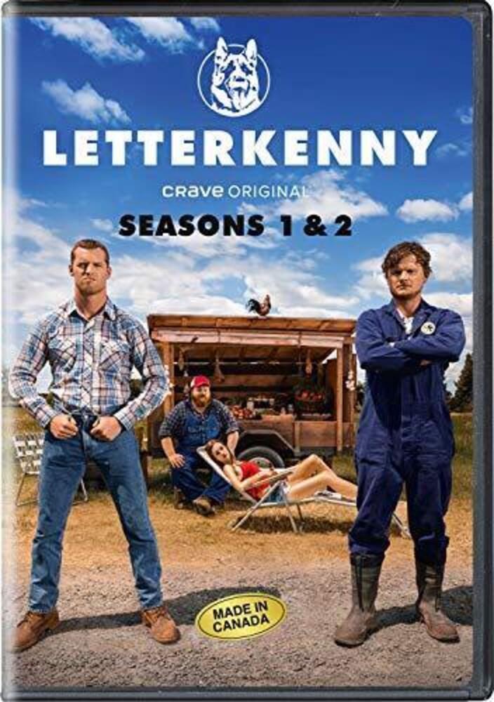 Letterkenny: Seasons 1 & 2 - Letterkenny: Seasons 1 & 2