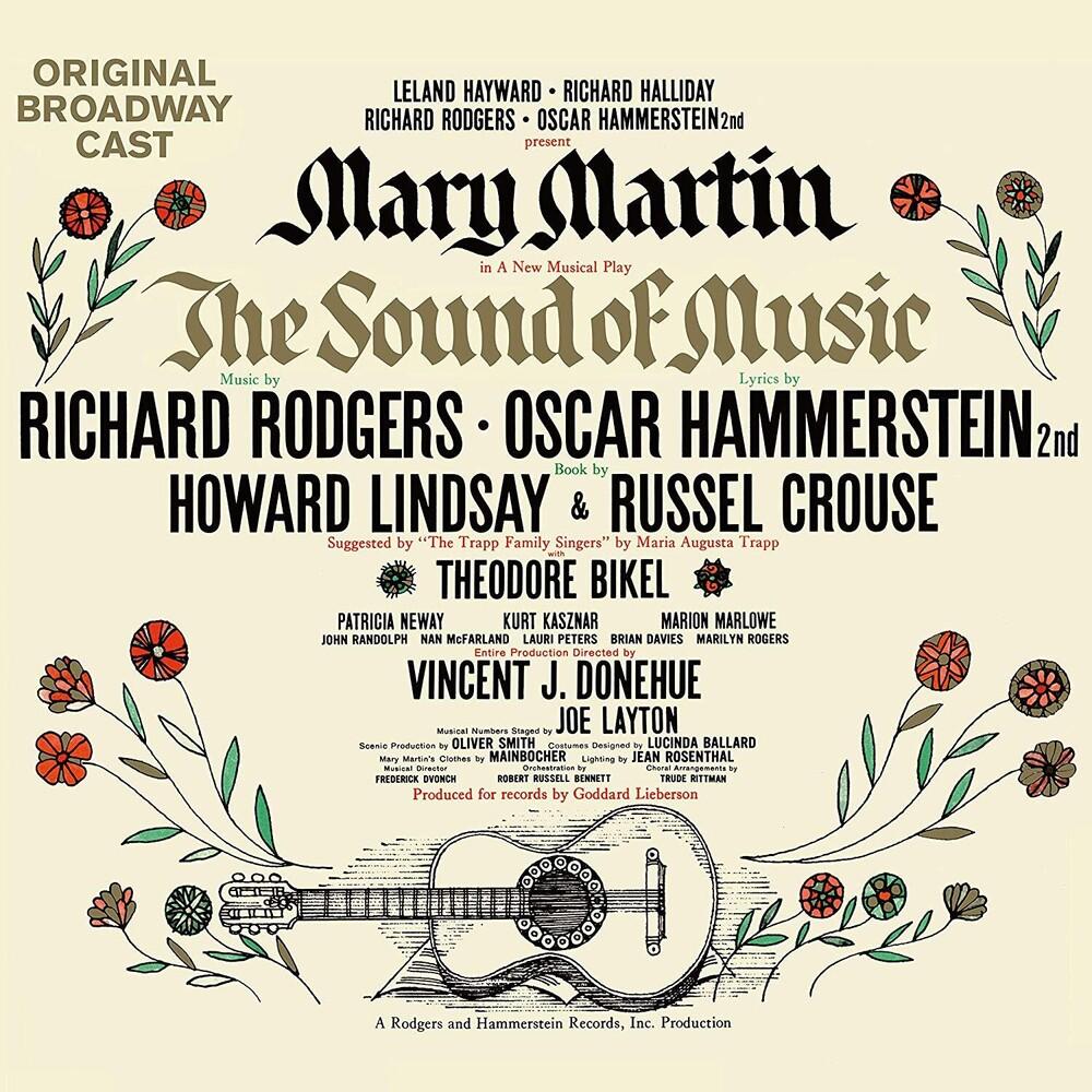 Various Artists - Sound Of Music Original Broadway Cast Recording [2LP]