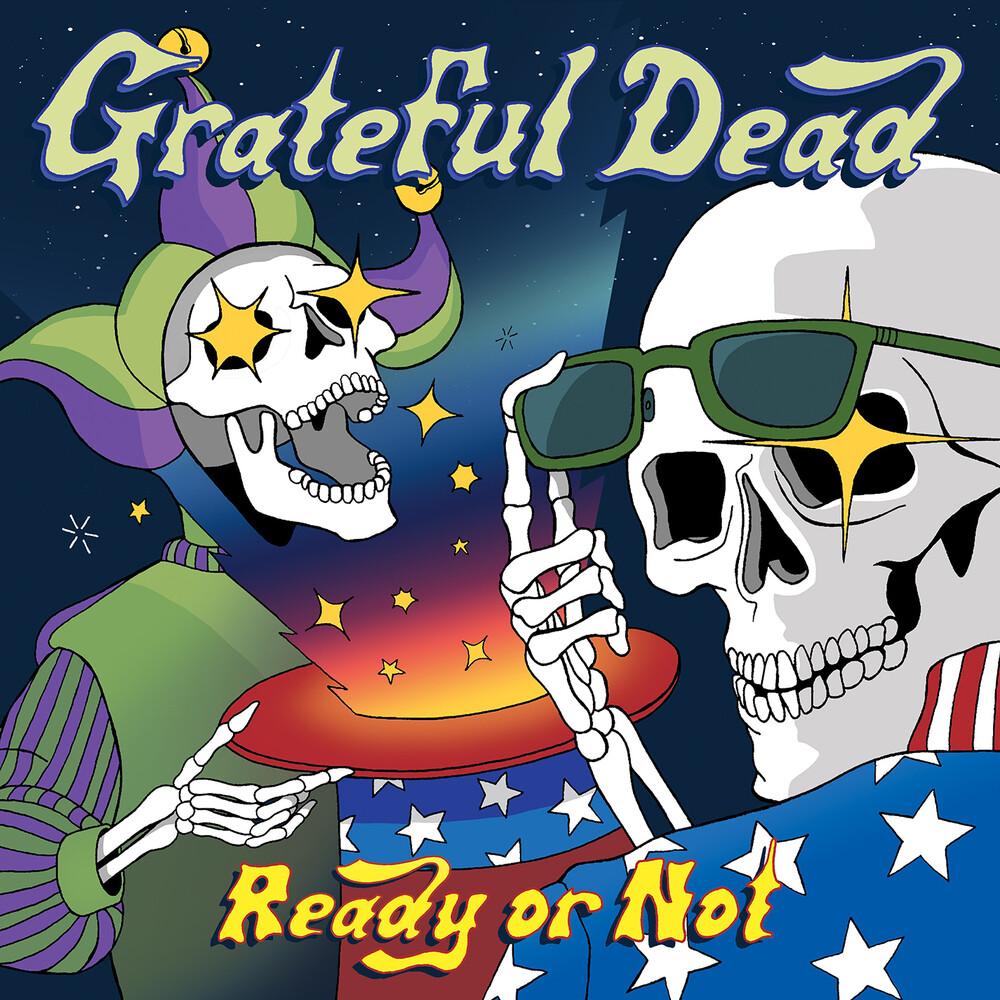 Grateful Dead - Ready Or Not [2LP]