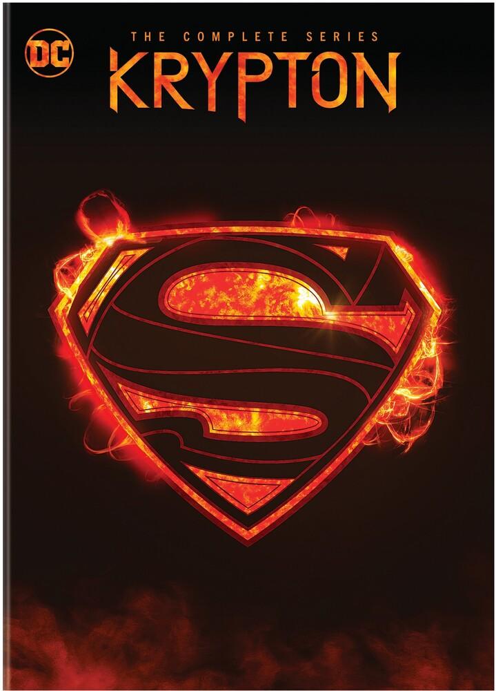 - Krypton: The Complete Series (DC)
