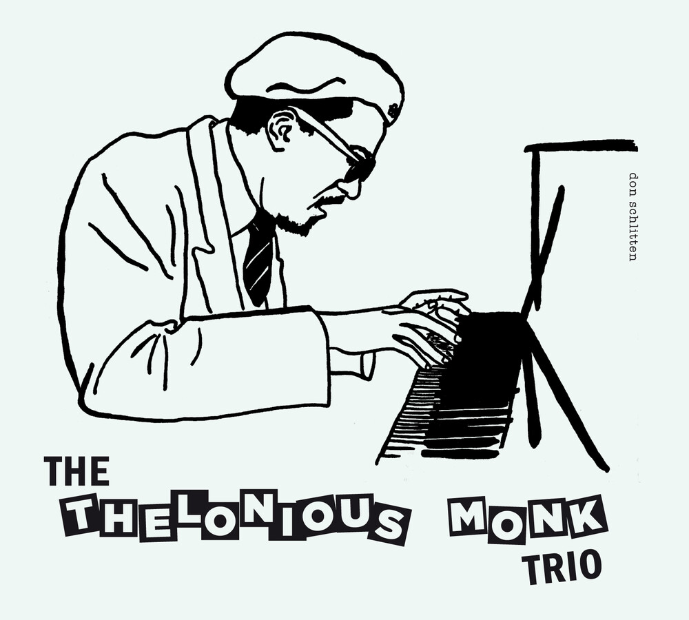 Thelonious Monk - Thelonious Monk Trio [Digipak With Bonus Tracks]
