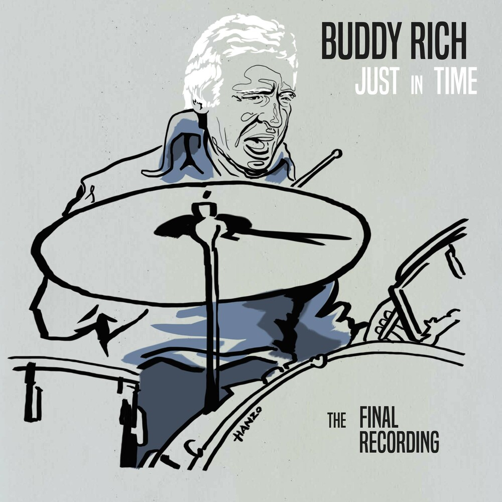 Buddy Rich - Just In Time: The Final Recording [3LP Collector's Edition]