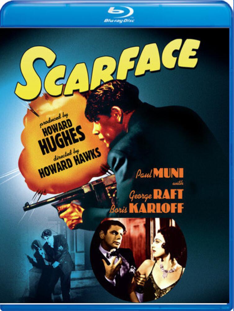 Scarface (1932) - Scarface