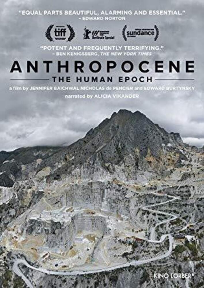 Edward Burtynsky - Anthropocene: Human Epoch (2018)