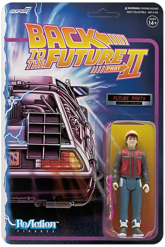 Back to the Future Wave 1 - Marty McFly 1980s - Back to the Future Wave 1 - Marty McFly 1980s