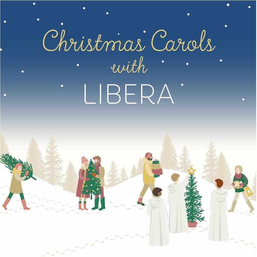 Libera - Christmas Carols With Libera (Uk)