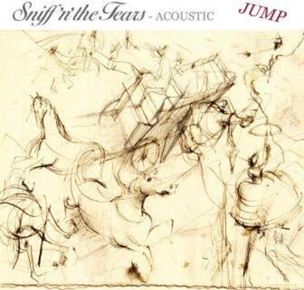 Sniff N The Tears Acoustic - Jump (Uk)