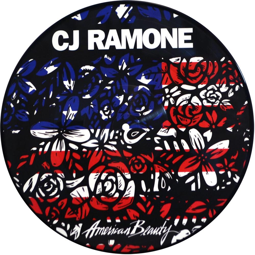 CJ Ramone - American Beauty (Ltd) (Pict)