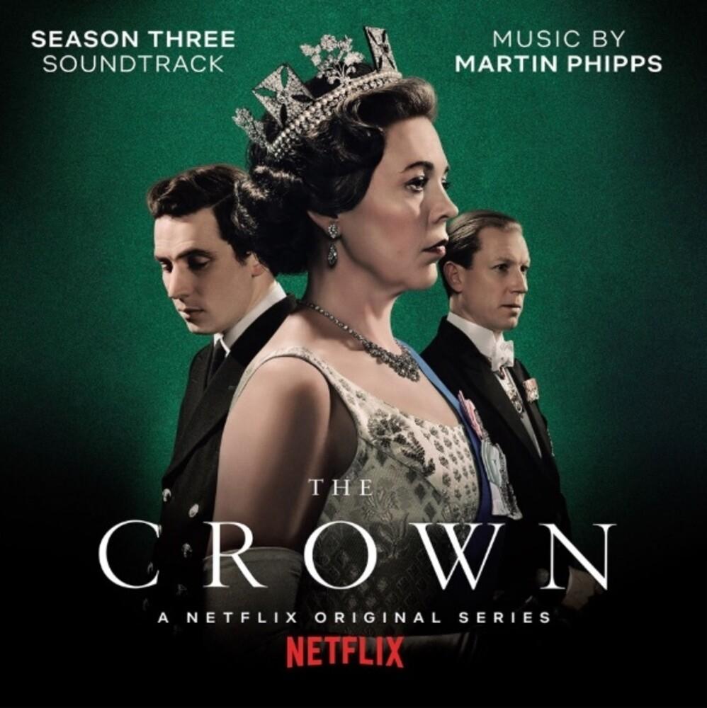 Martin Phipps Grn Ltd Ogv - Crown: Season 3 / O.S.T. (Grn) [Limited Edition] [180 Gram]