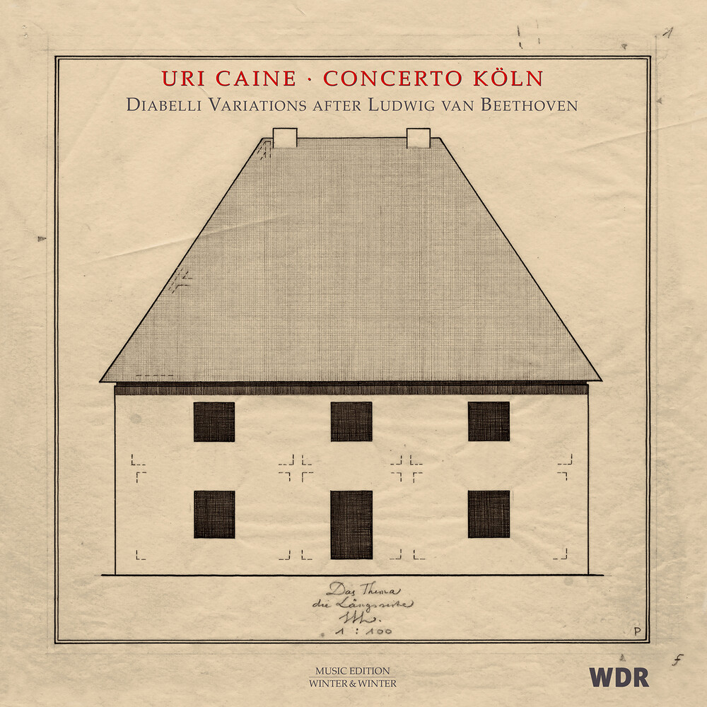 Diabelli / Caine / Concerto Koln - Diabelli Variations (2pk)