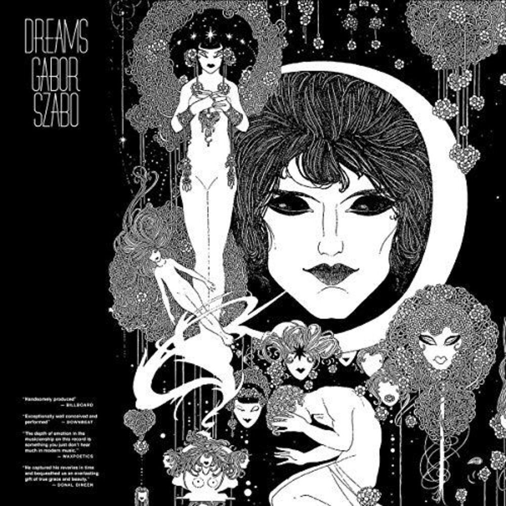 Gabor Szabo - Dreams (Bonus Tracks) [Remastered]