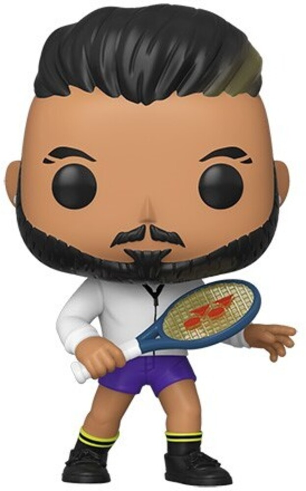 Funko Pop! Legends: - FUNKO POP! LEGENDS: Tennis Legends - Nick Kyrgios
