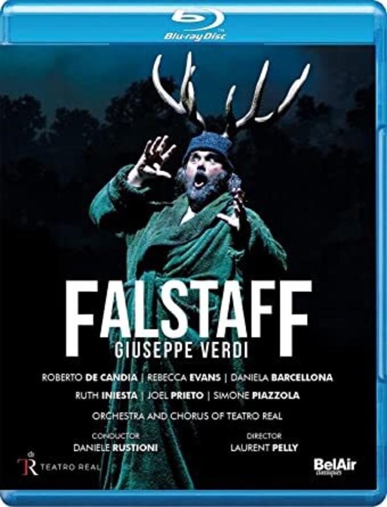 Verdi / Rustioni - Falstaff