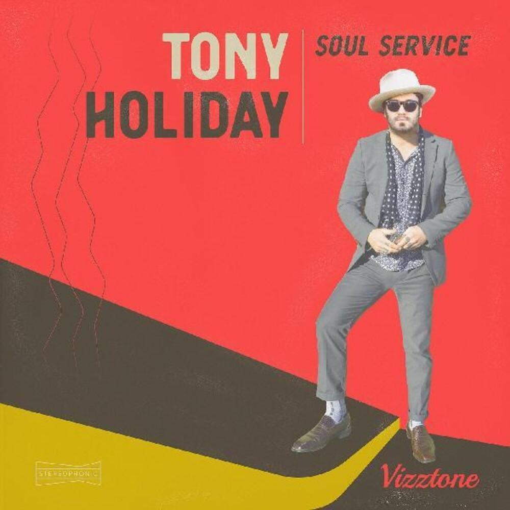 Tony Holiday - Soul Service