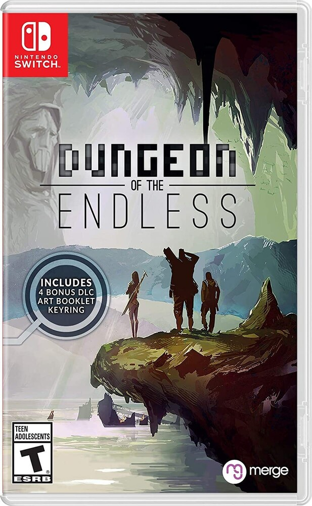 - Dungeon of The Endless for Nintendo Switch