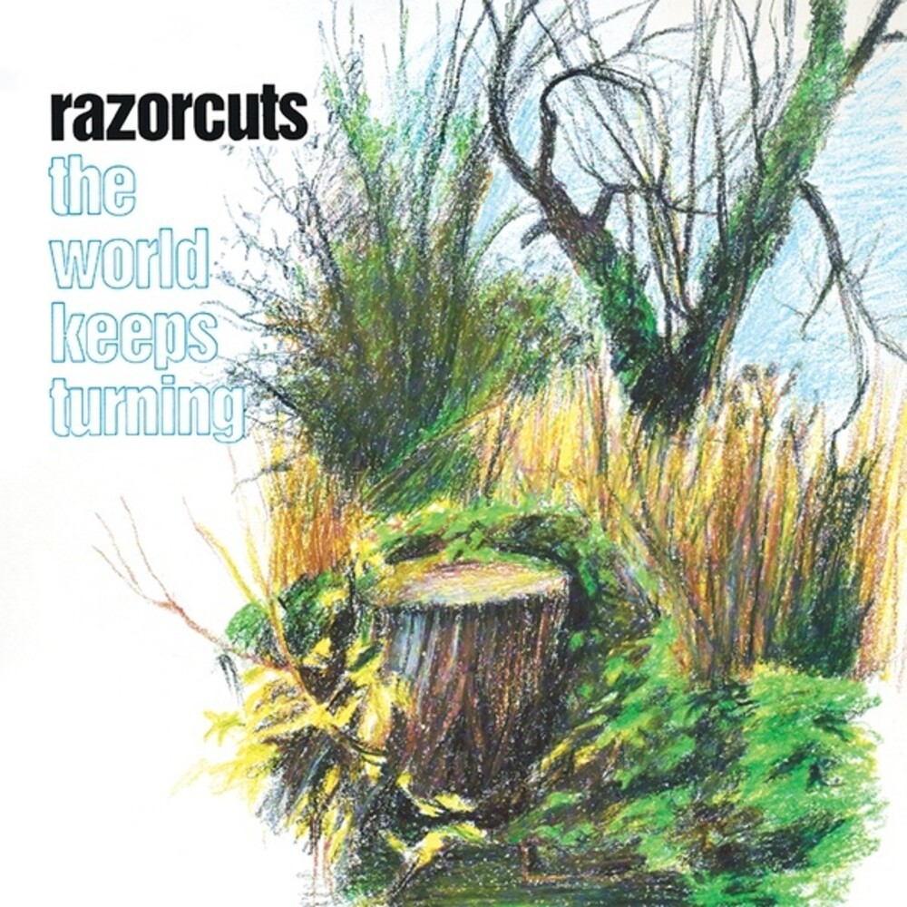 Razorcuts - World Keeps Turning (2pk)