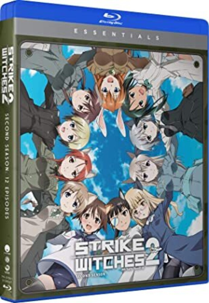 Strike Witches: Second Season - Strike Witches: Second Season (2pc) / (2pk Digc)