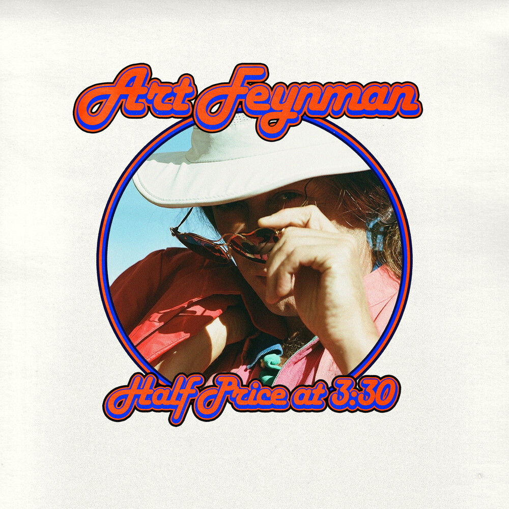 Art Feynman - Half Price At 3:30 (Red Velvet Vinyl) (Red)