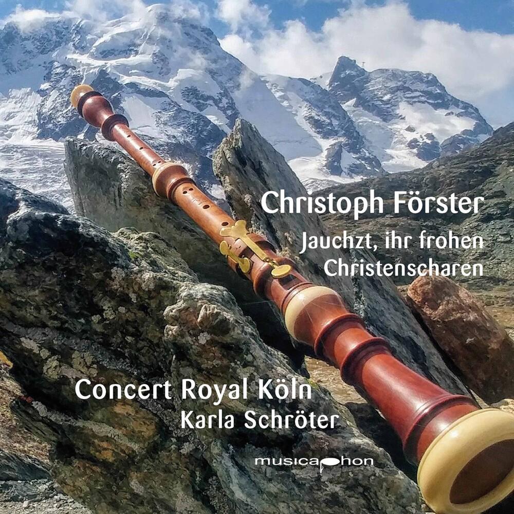 Concert Royal Köln - Jauchzt Ihr Frohen Christensc (Hybr)