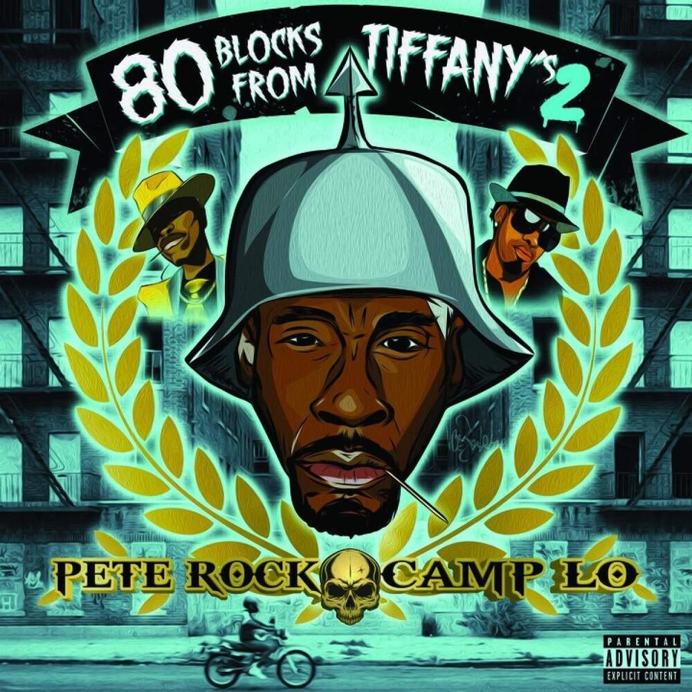 Pete Rock - 80 Blocks From Tiffany's Ii