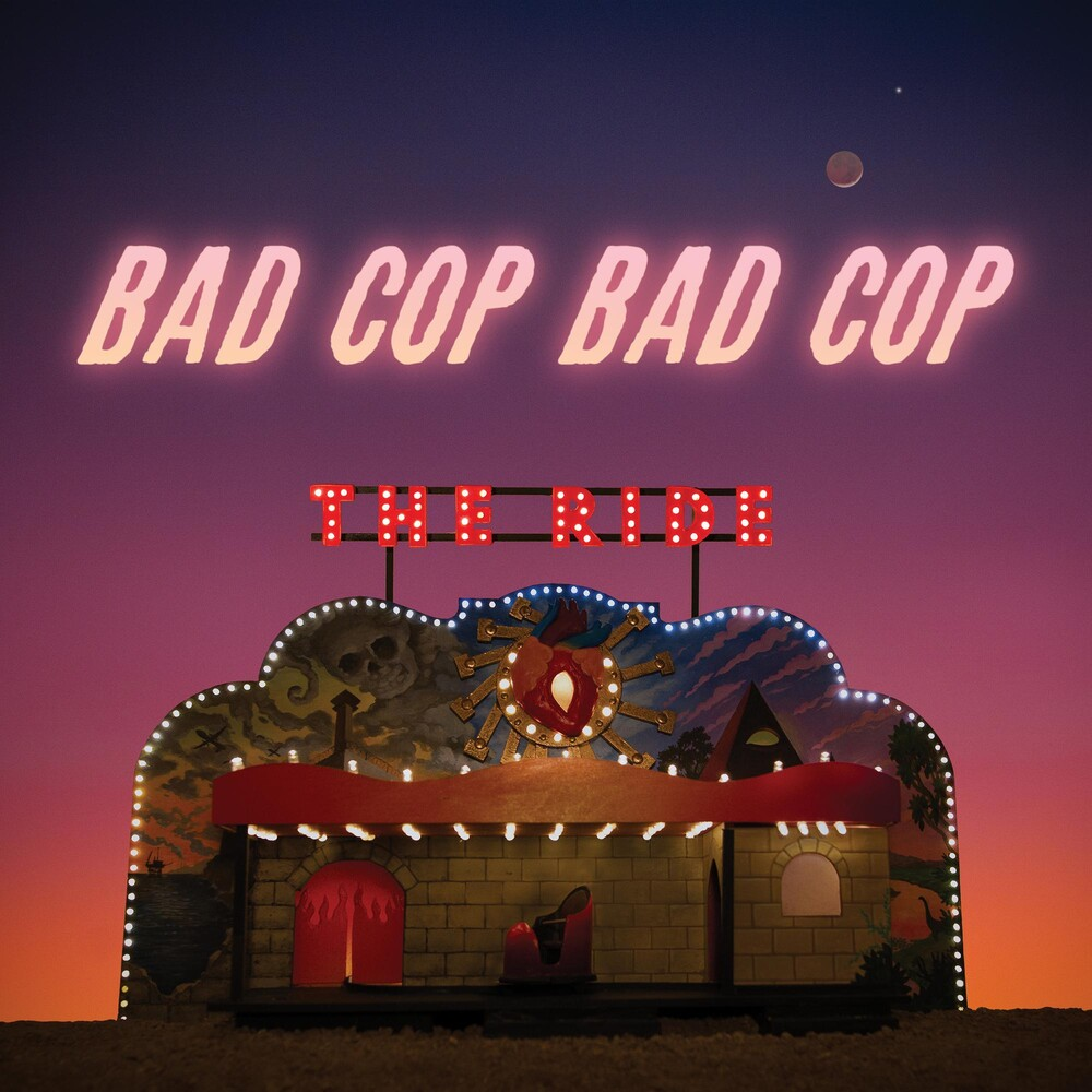 Bad Cop, Bad Cop - The Ride [LP]
