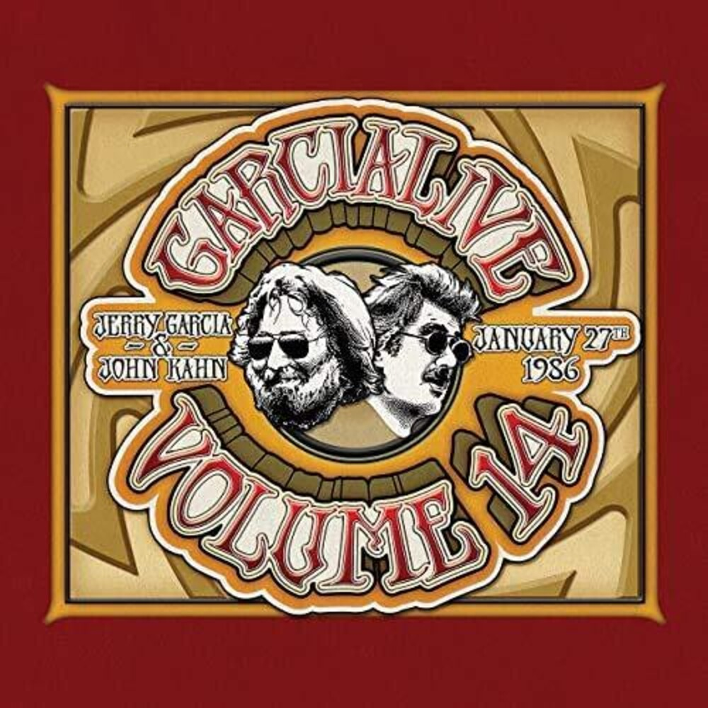 Jerry Garcia & John Kahn - GarciaLive Volume 14: January 27th, 1986 The Ritz