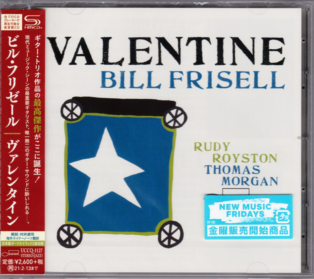 Bill Frisell - Valentine [Import]