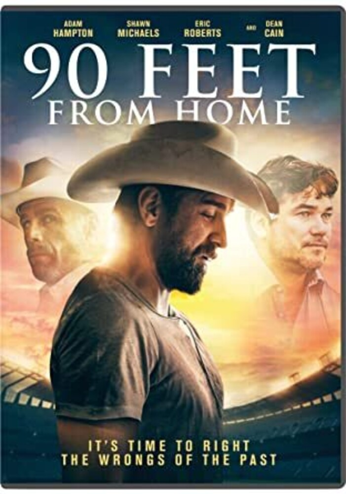 90 Feet From Home DVD - 90 Feet From Home